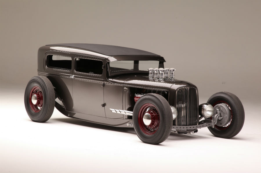 auto custom hot rods